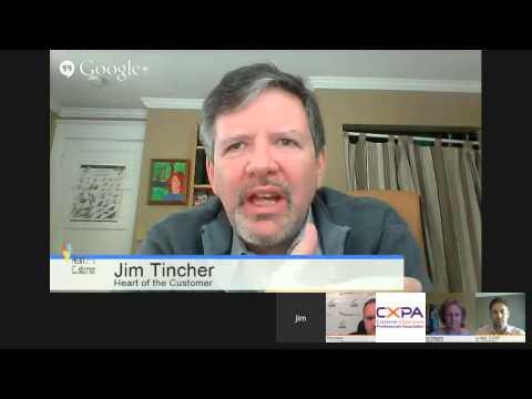 Google+ Hangout: VOC Insight & Understanding