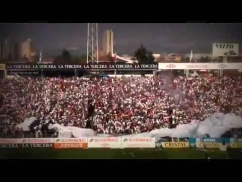 Video - EL MONUMENTAL ESTA VIVO, LATE ! GARRA-BLANCA - Garra Blanca - Colo-Colo - Chile - América del Sur