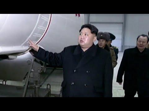 "North Korea tests ""ultramodern tactical weapon"""