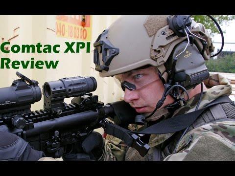 3M Peltor Comtac XPI - Review (German)