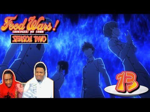 SEASON 2 FINALE! Food Wars! Shokugeki No Soma - Season 2 - Episode 13 | Reaction
