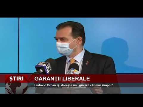 PNL îşi doreşte o guvernare stabilă, susține Ludovic Orban