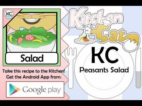 Video of KC Peasants Salad