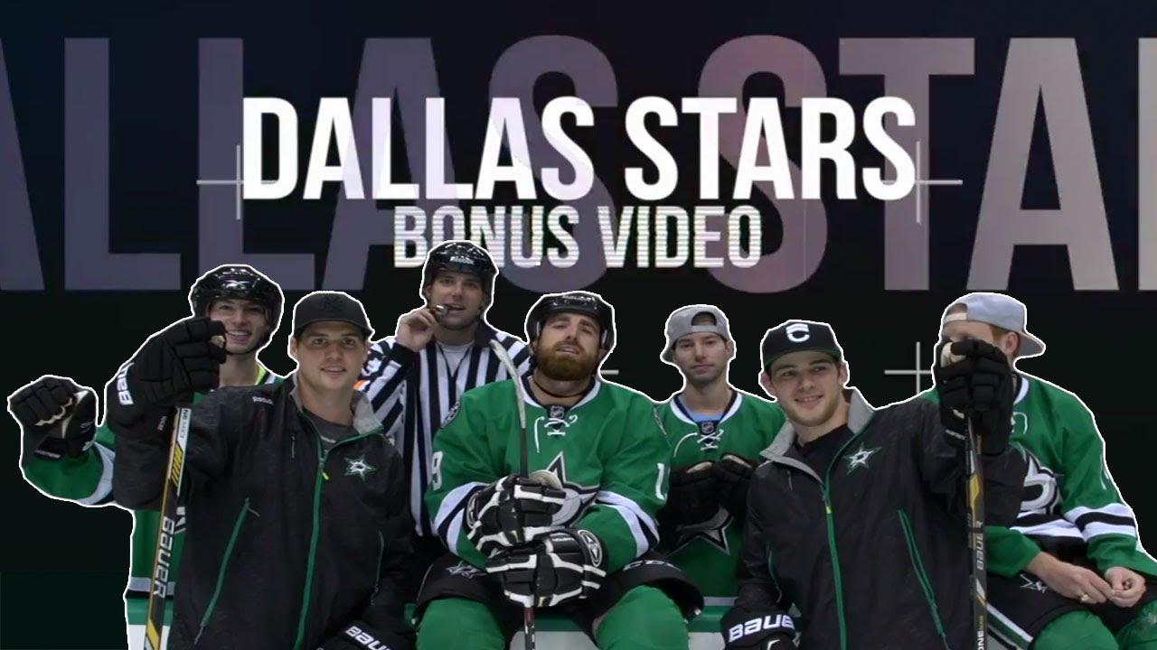 Dallas Stars Edition BONUS Video | DUDE PERFECT
