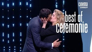 Video Le baiser de Catherine Deneuve et Laurent Lafitte - Cannes 2016 CANAL+ MP3, 3GP, MP4, WEBM, AVI, FLV Oktober 2017