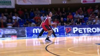 Thompson five point swing | PBA Philippine Cup 2019