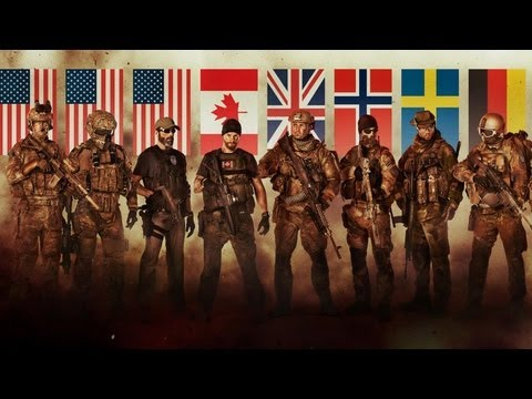 Medal of Honor: Warfighter - Deuxième vidéo multijoueur