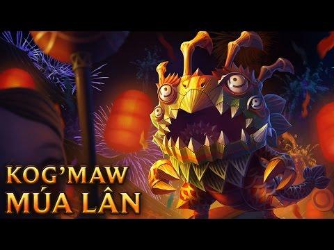 Kog'Maw Múa Lân