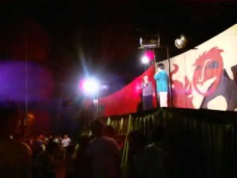 Quang Tèo tại hội chợ Bắc Ninh phần 2