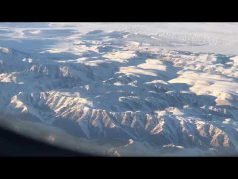 Tianshan mountain system of Central Asia