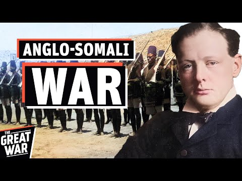 Anglo-Somali War - The Somali Dervish Movement I THE GREAT WAR 1921