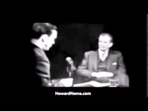 Aldous Huxley describes today world…57 years ago