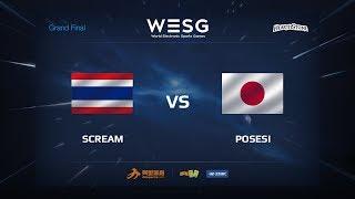 ScreaM vs Posesi, game 1