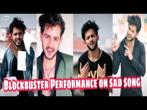 Vishu New Tiktok Viral videos | Blockbuster performance on sad song (@vishuvn007) on TikTok Kya paya