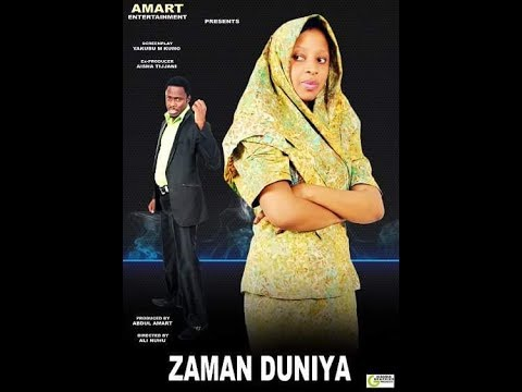 Zaman Duniya 3&4 LATEST HAUSA FILMS 2017