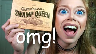 MORE SWAMP QUEEN PALETTE UPDATES! by GRAV3YARDGIRL