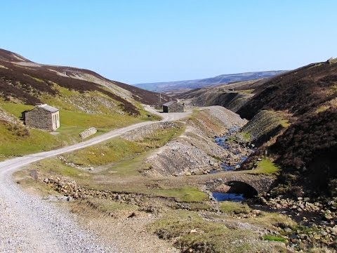 Reeth   Great Pinseat from Surrender Bridge round | yorkshire dales  Walks