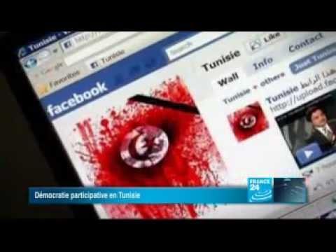 DOUSTOURNA - Démocratie participative en Tunisie par FRANCE 24