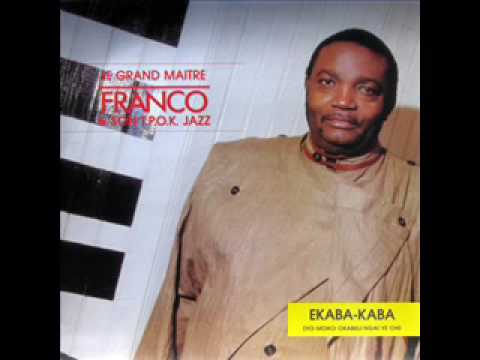 Franco Luambo Makiadi - Ekaba kaba 2