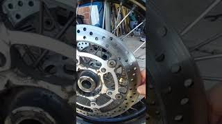 6. KTM 990 Rotor Play