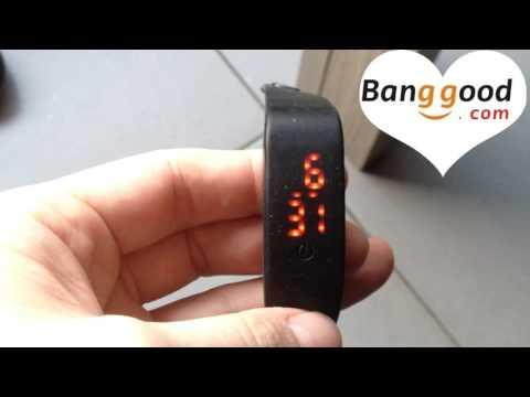 very flashy wrist watch