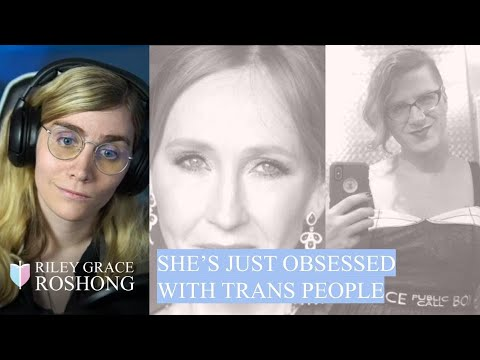 Talking to Vera Wylde: J.K. Rowling's New Book & How Transphobes Deny Being Bigots | RGR