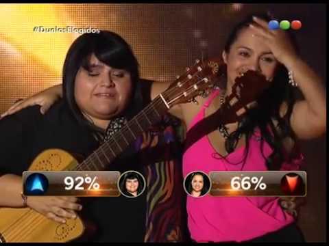 Daiana Colamarino canta Zamba para Olvidar en los Duelos de Elegidos #Elegidos