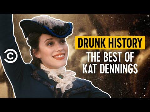 The Best of Kat Dennings - Drunk History