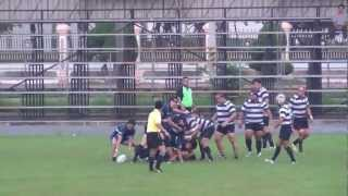 Thailand Rugby League 2012 Division I Final Match Highlight