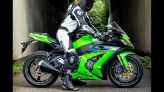 8. 2015 Kawasaki Ninja ZX-10R ABS Review