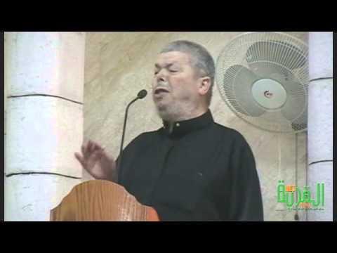 خطبة الجمعة لفضيلة الشيخ عبد الله 12/4/2013