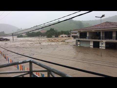 Pessoal enchente aqui em Belém de Maria 😕😰