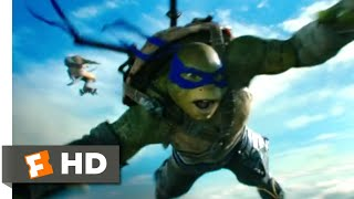 Nonton Teenage Mutant Ninja Turtles 2  2016    Turtles Can Fly Scene  7 10    Movieclips Film Subtitle Indonesia Streaming Movie Download