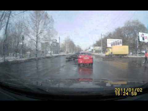 ДТП 06.04.2014 (видео)