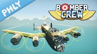 Bomber Crew | WW2 Strategic Bomber Survival Sim (Bomber Crew Gameplay)