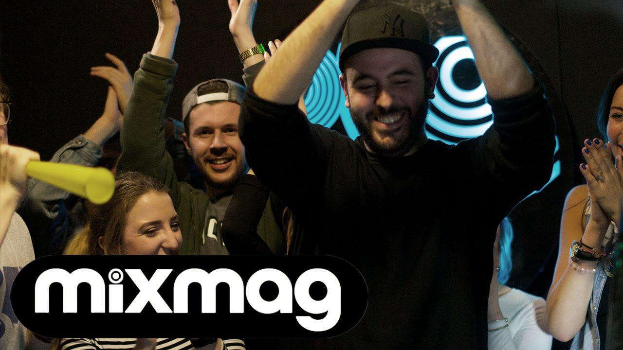 Marco Faraone - Live @ Mixmag Lab LDN 2015