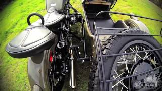 2. 2012 Ural M70 Anniversary Edition - Last One Known For Sale!!!