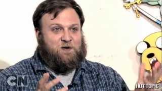 Nonton Interview  Adventure Time Creator Pendleton Ward Film Subtitle Indonesia Streaming Movie Download
