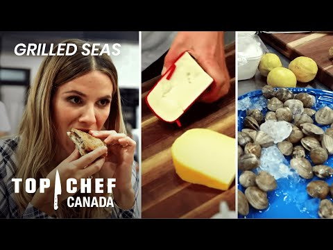 Can Fish Work With Grilled Cheese? | Top Chef Canada