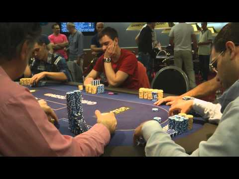 Danube Poker Masters 5: Main Event - Atmosfera Final Table #001_Legjobb pker videk
