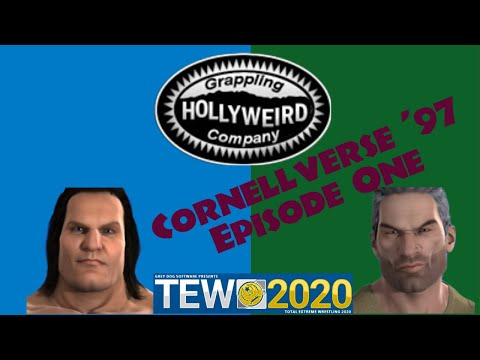 TEW 2020 | Hollyweird Grappling Company - Episode #1 | Cornellverse 1997