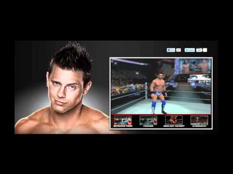 wwe 12 roster part 2