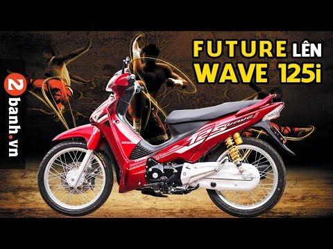 Future Neo độ Wave 125i ( รีวิว Wave 125 )- Bản độ đầy giá trị - Thời lượng: 12 phút.