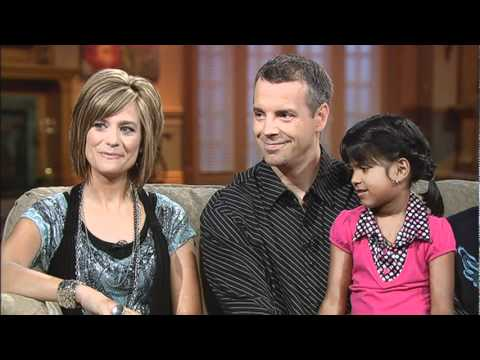 Child Rescued Through Adoption -- Ginger & Joel Millermon -- 2/2