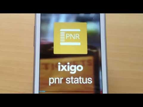 Video of PNR Status Rail Flight Tracker