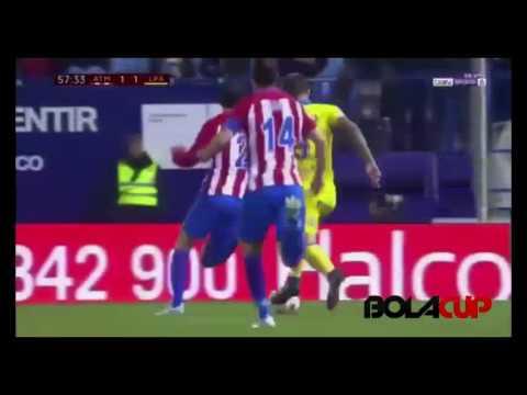 Atletico Madrid 2 - 3 Las Palmas All Goals & EXTENDED Highlights - Copa del Rey // 11/01/17
