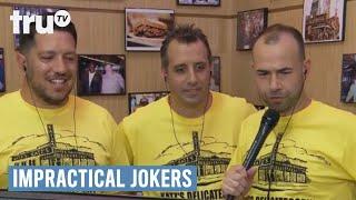 Impractical Jokers - Pranks At The Pastrami Shop