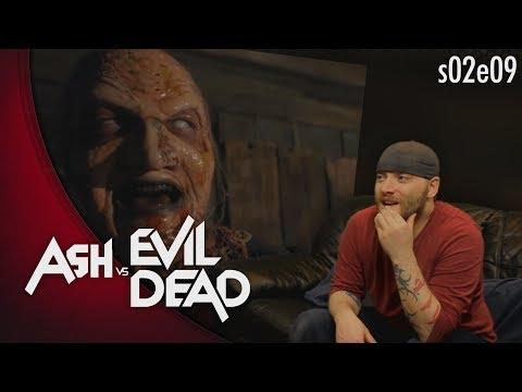 "Ash vs Evil Dead: s02e09 ""Home Again"" REACTION"
