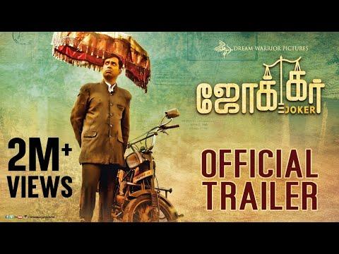 Joker Tamil Movie Official Trailer