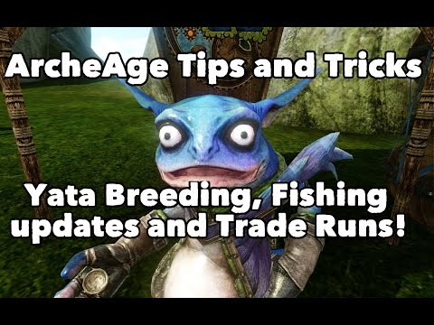 trade - Hey guys! We are back in ArcheAge for some mini-guides and some updates on previous guides. We all know you gotta get the money, then you get the power, then you get the women. This chain...